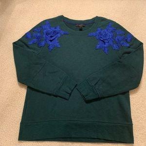 J. Crew - sweatshirt top